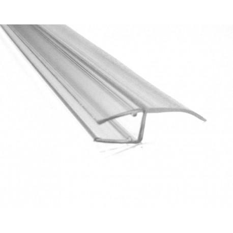 Junta de ala flexible para cortina de cristal en el exterior