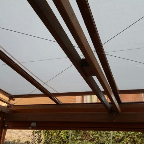 Toldo Veranda para techo en Madrid
