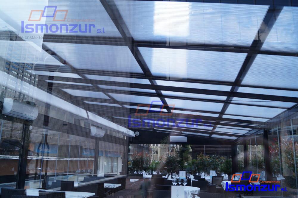 Cerramientos para hostelería: terraza perfecta para todo el año