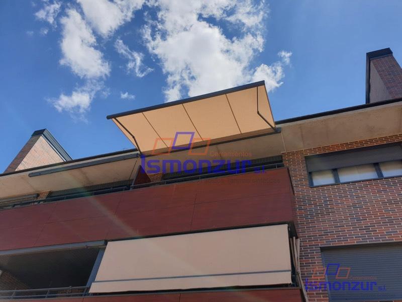 cerramientos de terrazas y balcones para protegerte del sol